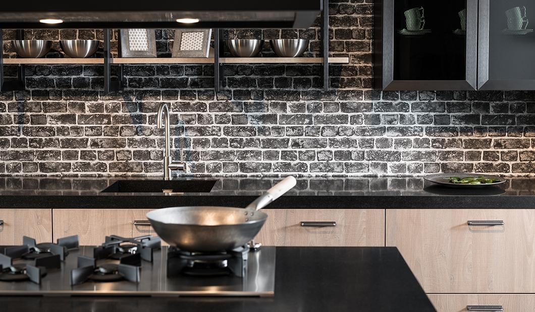 Retro Tabak Keukens : Tabak keukens. stunning de keuken schoonmaken in minuten het kan