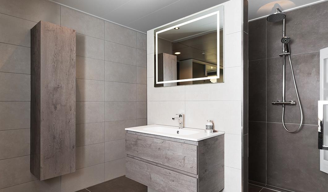 Badkamer Showroom Zutphen : Badkamers van heuvelrug keukens in de showroom in leersum